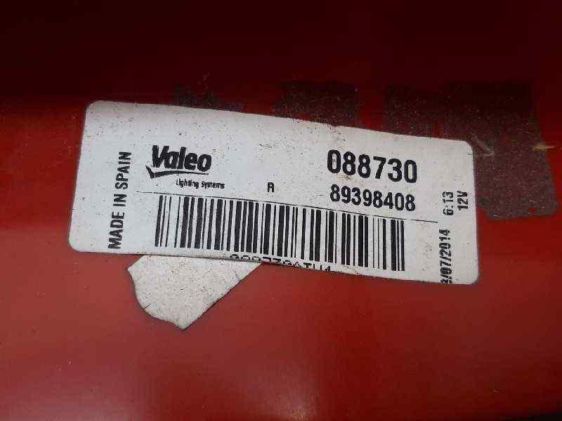 PILOTO TRASERO DERECHO CITROEN XSARA PICASSO 1.6 HDi 90 Exclusive   (90 CV) |   01.06 - 12.11_img_1