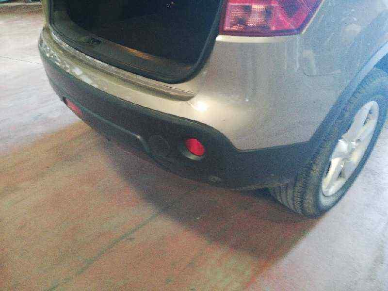 PARAGOLPES TRASERO NISSAN QASHQAI (J10) Acenta  1.5 dCi Turbodiesel CAT (106 CV) |   01.07 - 12.15_img_0