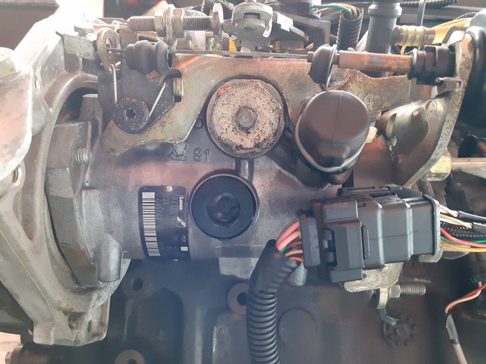 MOTOR COMPLETO RENAULT CLIO II FASE I (B/CBO) 1.9 D   (64 CV)     0.98 - ..._img_2