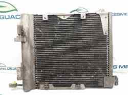 condensador / radiador  aire acondicionado opel astra g berlina club  1.7 16v dti cat (y 17 dt / lr6) (75 cv) 1999-2003 24465322