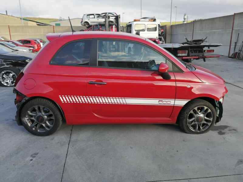 FARO DERECHO FIAT NUOVA 500 (150) Sport  1.2 CAT (69 CV) |   08.07 - 12.15_img_4