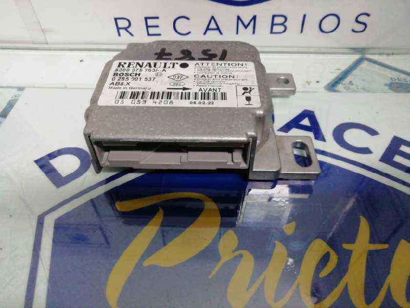 CENTRALITA AIRBAG RENAULT CLIO II FASE II (B/CB0) Authentique  1.2 16V (75 CV) |   0.01 - ..._img_0