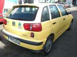 seat ibiza (6k1) select  1.4  (60 cv) 1999-2001 AKK VSSZZZ6KZ1R