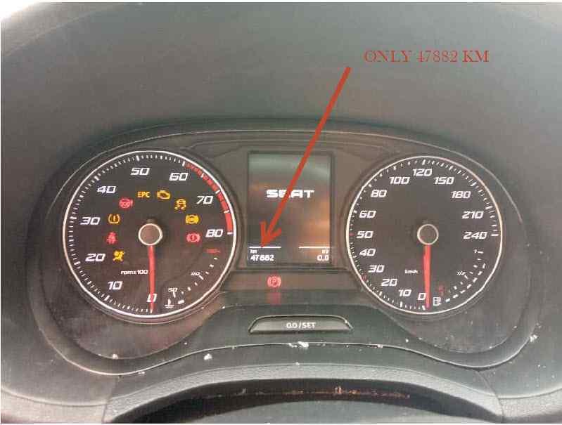 MOTOR COMPLETO SEAT IBIZA SC (6P5)(05.2015->) FR Crono  1.0 TSI (110 CV) |   ..._img_1