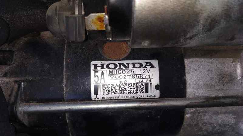 MOTOR ARRANQUE HONDA CIVIC BERLINA 5 (FK) 2.2 i-CTDi Sport   (140 CV) |   09.05 - 12.12_img_4