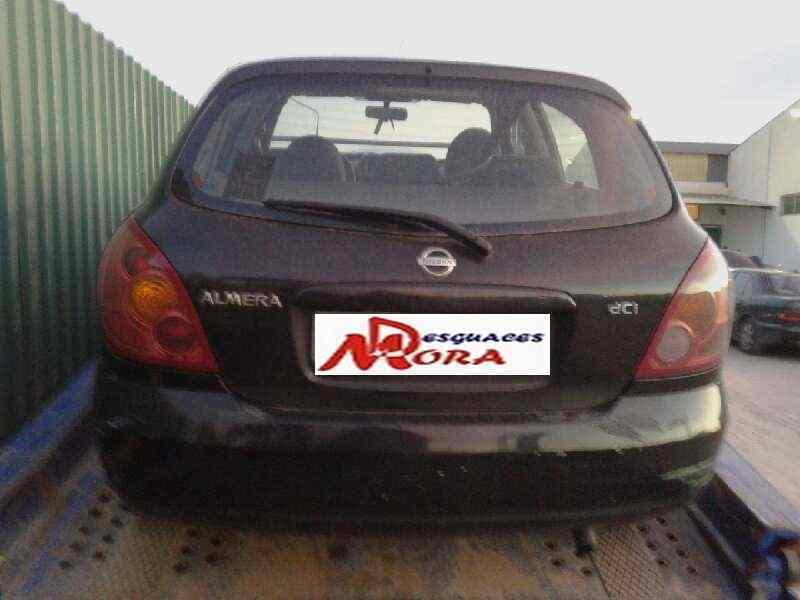 NISSAN ALMERA (N16/E) Acenta  2.2 dCi Diesel CAT (112 CV)     10.02 - 12.04_img_3