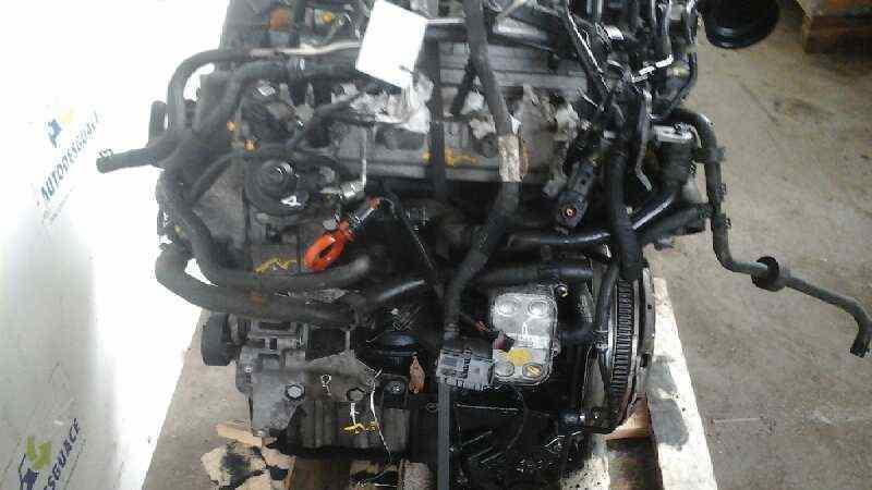 MOTOR COMPLETO VOLKSWAGEN GOLF VI (5K1) 2.0 TDI   (140 CV)     0.08 - ..._img_5