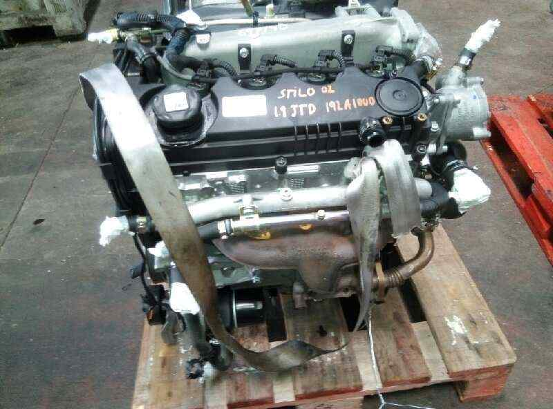 MOTOR COMPLETO FIAT STILO (192) 1.9 JTD / 1.9 JTD 115 Active   (116 CV)     09.01 - 12.03_img_3
