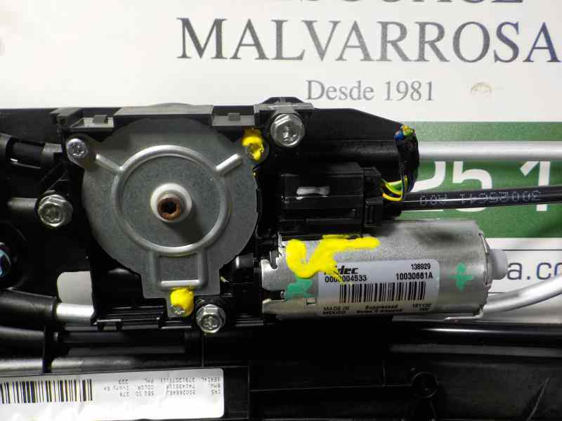 TECHO ELECTRICO BMW BAUREIHE X3 (G01) xDrive20d  2.0 16V Turbodiesel (190 CV) |   0.17 - ..._img_2