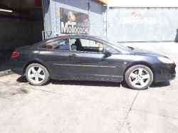 PEUGEOT 407 COUPE 2.7 HDi FAP CAT (UHZ / DT17TED4)