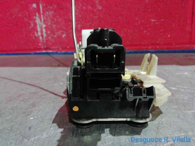 CERRADURA PUERTA DELANTERA IZQUIERDA  DACIA DOKKER Ambiance  1.5 dCi Diesel FAP CAT (75 CV) |   10.12 - 12.15_img_4
