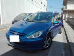 PEUGEOT 307 BREAK / SW (S1) 2.0 16V CAT