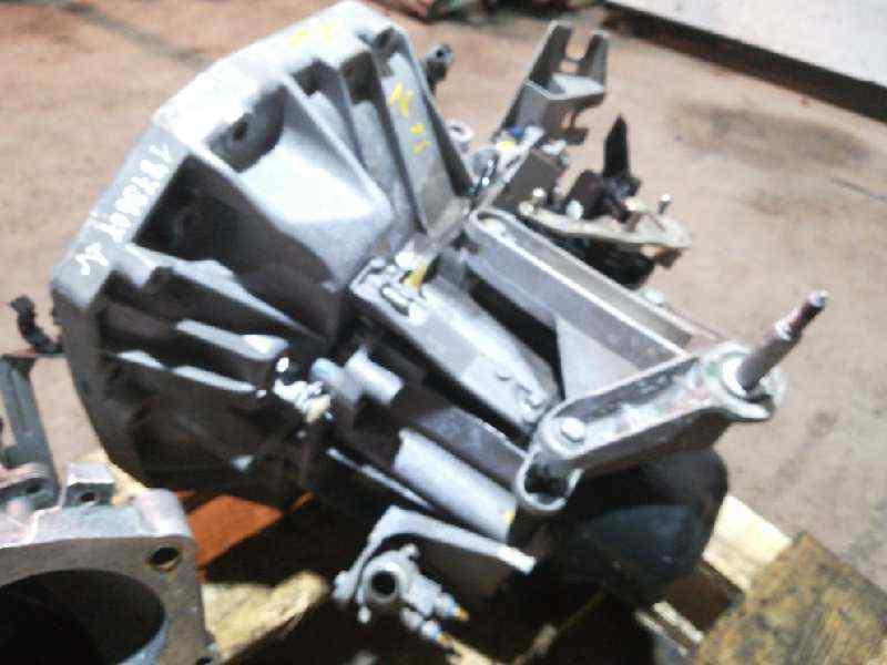 CAJA CAMBIOS RENAULT KANGOO Profesional  1.5 dCi Diesel FAP (75 CV) |   08.10 - 12.15_img_4
