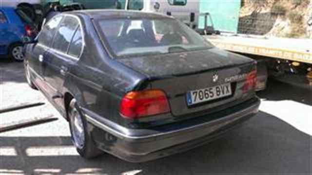 BMW SERIE 5 BERLINA (E39) 525tds  2.5 Turbodiesel CAT (143 CV) |   09.95 - 12.00_img_1