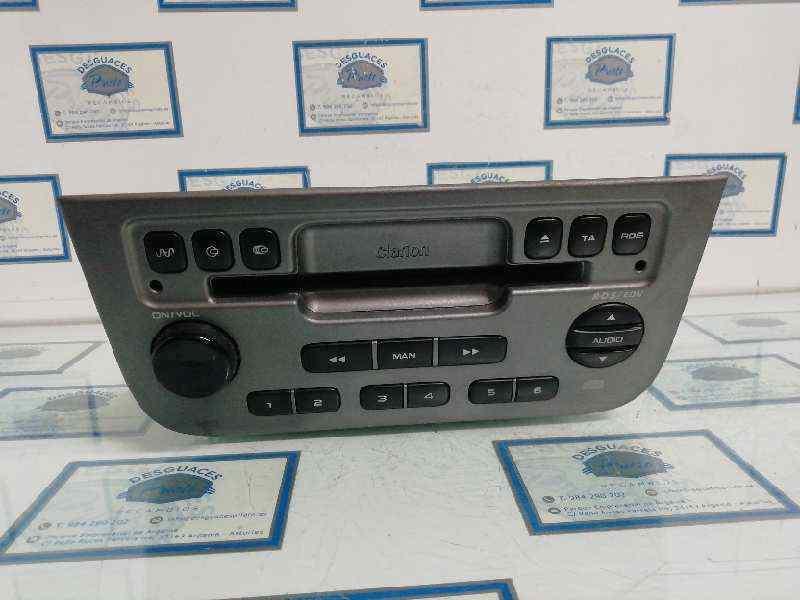 SISTEMA AUDIO / RADIO CD PEUGEOT 406 BERLINA (S1/S2) SRDT  2.0 HDi (109 CV) |   10.98 - 12.04_img_0