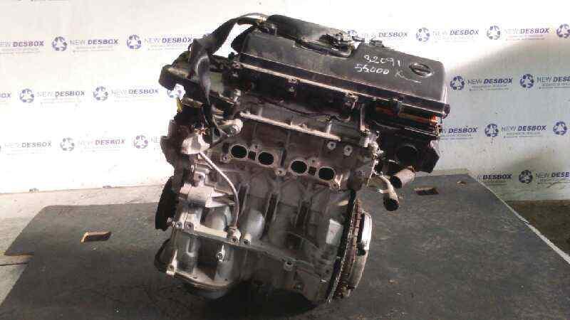 MOTOR COMPLETO NISSAN NOTE (E11E) Acenta  1.4 CAT (88 CV)     01.06 - 12.12_img_4