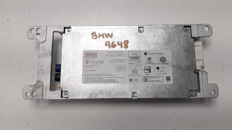 SISTEMA AUDIO / RADIO CD BMW SERIE 3 LIM. (F30) 320d  2.0 Turbodiesel (184 CV) |   10.11 - 12.15_img_2