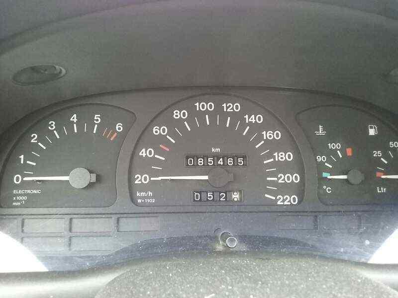 OPEL ASTRA F BERLINA GL  1.7 Turbodiesel CAT (X 17 DTL / 2H8) (68 CV) |   08.94 - 12.96_img_1