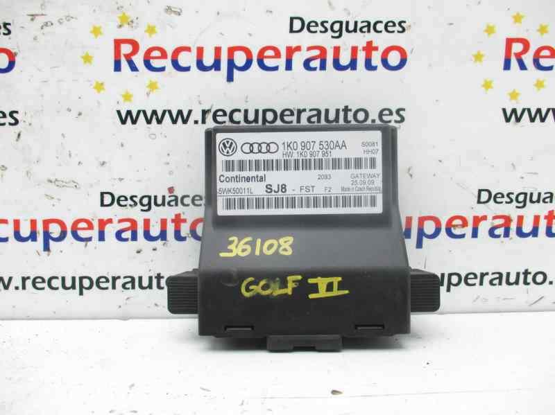 MODULO ELECTRONICO VOLKSWAGEN GOLF VI (5K1) Rabbit BlueMotion  1.6 TDI DPF (105 CV) |   02.12 - 12.12_img_0