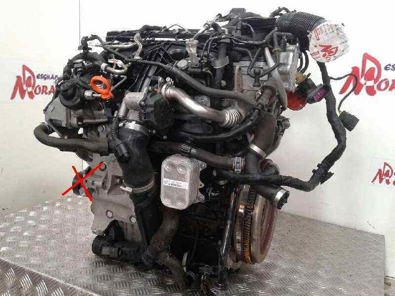 MOTOR COMPLETO VOLKSWAGEN PASSAT BERLINA (3C2) 2.0 TDI   (140 CV) |   0.05 - ..._img_1