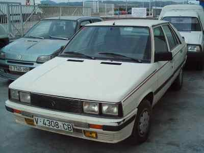 Piezas De Renault 9 1981 Para Despiece 14 Gtl Avenue 4p