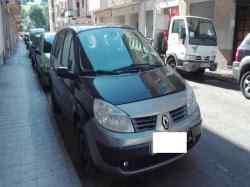 renault scenic ii grand privilege  1.5 dci diesel (106 cv) 2006-2007 K9KP7 VF1JMGED637