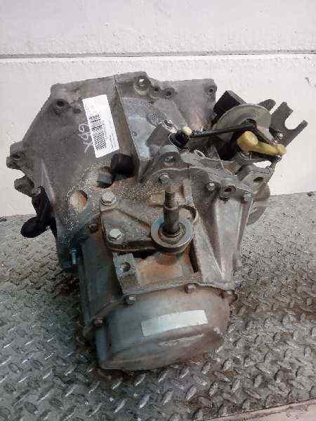 CAJA CAMBIOS PEUGEOT 308 Confort  1.6 16V HDi (90 CV)     09.07 - 12.10_img_2