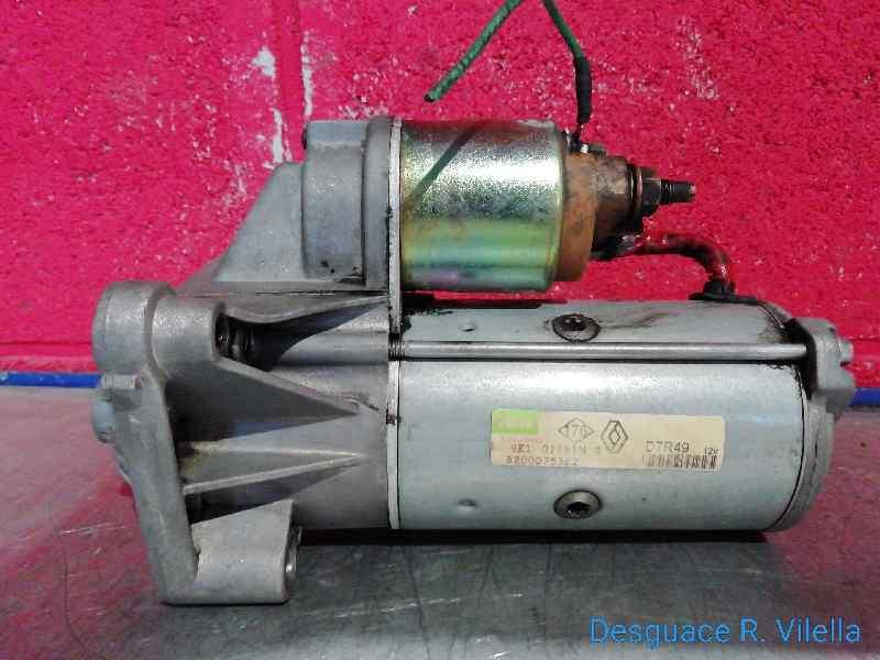 MOTOR ARRANQUE RENAULT LAGUNA II (BG0) Authentique  1.9 dCi Diesel (120 CV) |   0.01 - ..._img_4