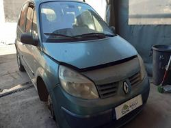 renault scenic ii confort dynamique  1.5 dci diesel (101 cv) 2003-2005 K9K728 VF1JM020534
