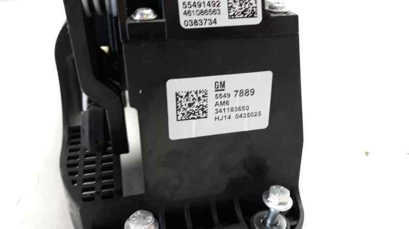 PALANCA CAMBIO OPEL ASTRA K LIM. 5TÜRIG (09.2015->) Selective Start/Stop  1.4 16V SIDI Turbo (125 CV) |   ..._img_1