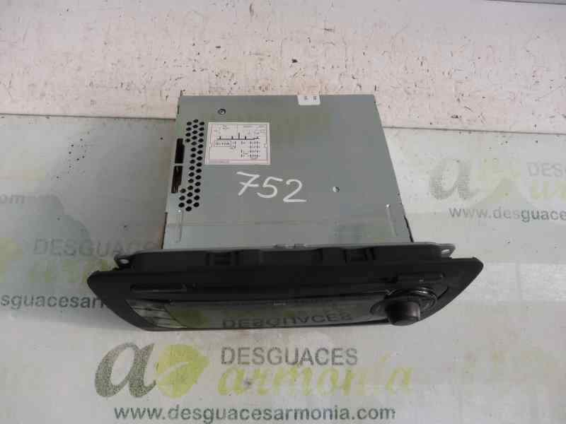 SISTEMA AUDIO / RADIO CD SEAT IBIZA (6J5) Stylance / Style  1.4 16V (86 CV) |   02.08 - 12.13_img_3
