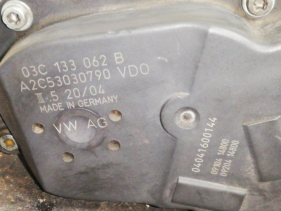 CAJA MARIPOSA SEAT CORDOBA BERLINA (6L2) Fresh  1.4 16V (75 CV)     12.03 - 12.04_img_1
