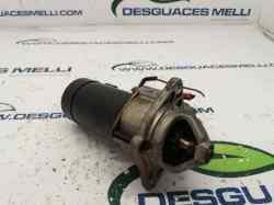 motor arranque opel astra g berlina 1.6   (75 cv) 09130838