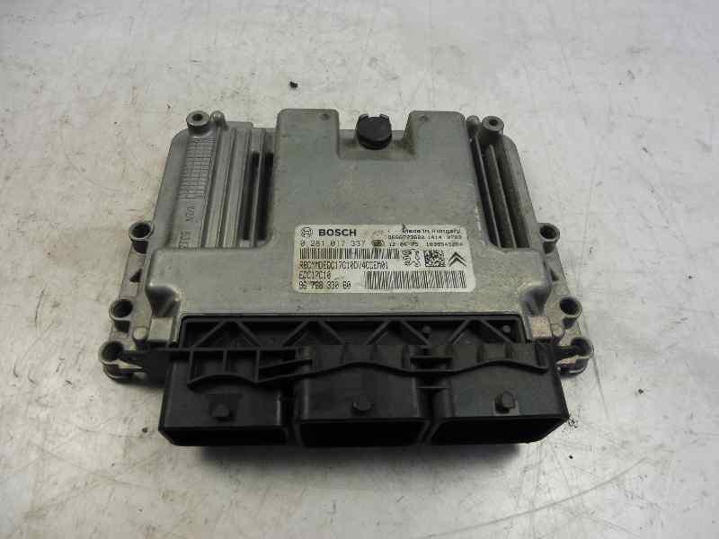 CENTRALITA MOTOR UCE CITROEN C3 Tonic  1.4 HDi FAP (68 CV) |   01.12 - 12.15_img_0