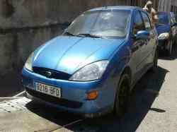 ford focus berlina (cak) ambiente  1.8 tddi turbodiesel cat (75 cv) 1998-2002 BHDB WF0AXXWPDAY
