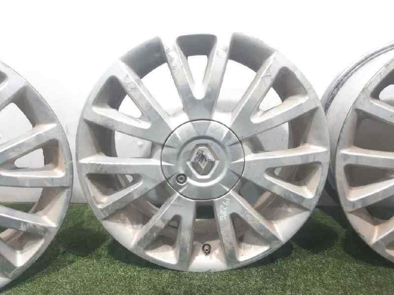 JUEGO LLANTAS RENAULT CLIO III Confort Dynamique  1.5 dCi Diesel CAT (86 CV) |   09.05 - 12.06_img_3