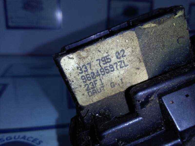 MANDO LIMPIA PEUGEOT PARTNER (S1) Combispace  1.9 Diesel (69 CV) |   07.96 - 12.02_img_1
