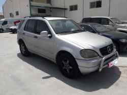 mercedes clase m (w163) 270 cdi final edition (163.113)  2.7 cdi 20v cat (163 cv) 2004-2005 612963 WDC1631131X