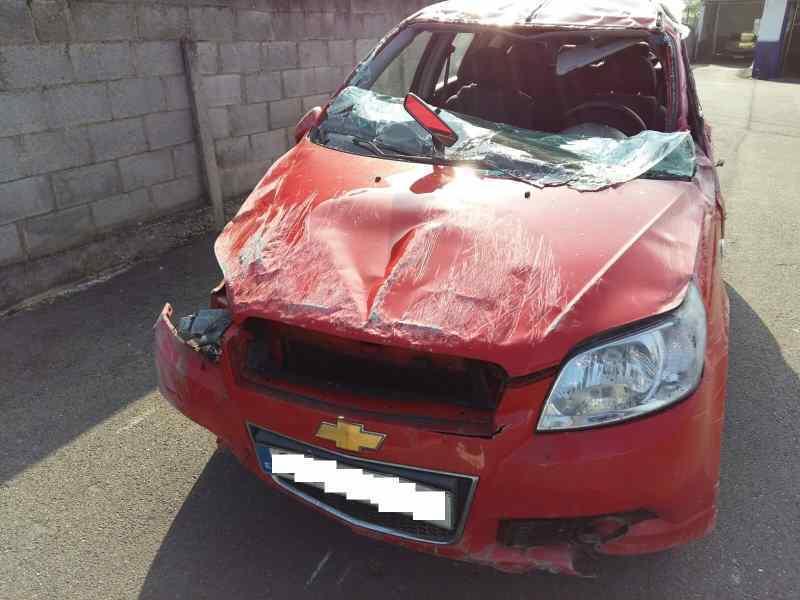 Despiece De Chevrolet Aveo Ls 14 Cat 101 Cv 2008 2012 En Asturias