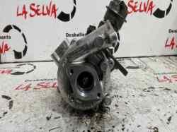 turbocompresor nissan almera (n16/e) acenta  2.2 dci diesel cat (136 cv) 2003-2004 14411AW400