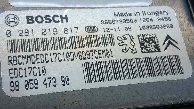 CENTRALITA MOTOR UCE PEUGEOT 208 Active  1.6 16V HDi FAP (92 CV) |   01.12 - 12.15_img_1