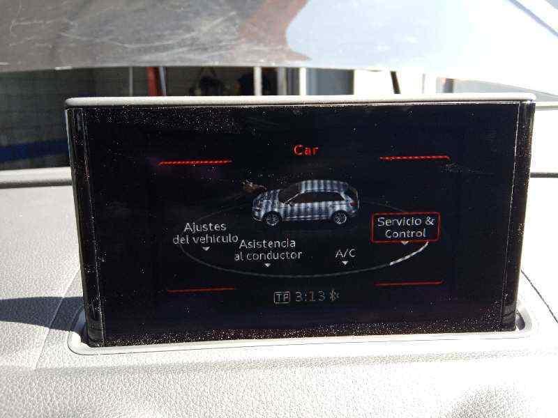 SISTEMA AUDIO / RADIO CD AUDI A3 SPORTBACK (8VA) Attraction  2.0 16V TDI (150 CV)     10.12 - 12.15_img_0
