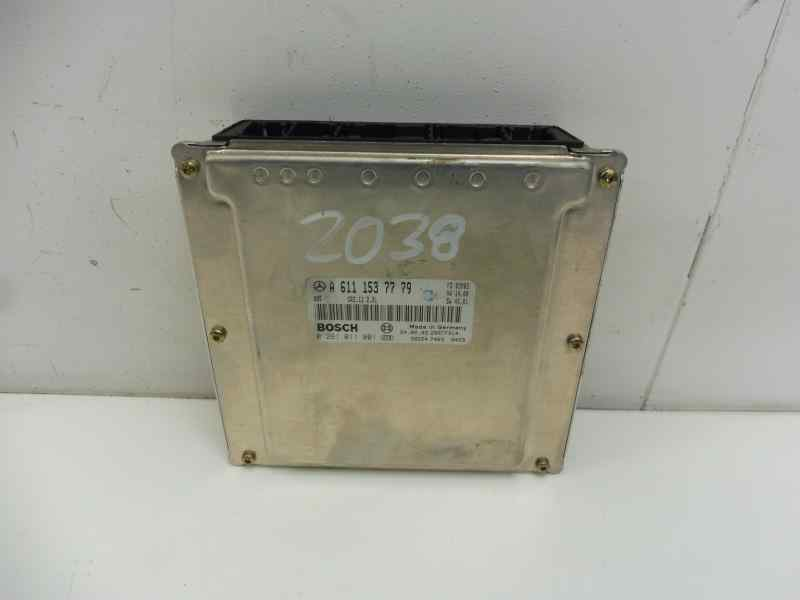 CENTRALITA MOTOR UCE MERCEDES CLASE C (W203) SPORTCOUPE C 220 CDI (203.706)  2.2 CDI CAT (143 CV) |   10.00 - 12.04_img_0