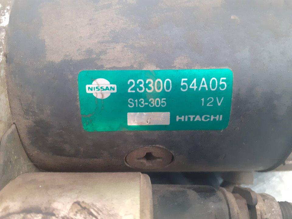 MOTOR ARRANQUE NISSAN ALMERA (N15) GX  2.0 Diesel (75 CV)     07.95 - 12.00_img_1