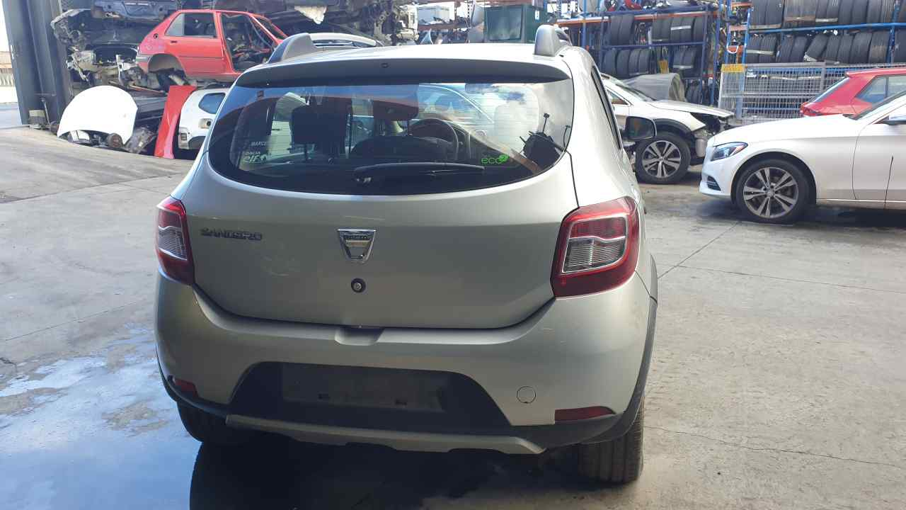 SISTEMA AUDIO / RADIO CD DACIA SANDERO Stepway  0.9 TCE CAT (90 CV) |   10.12 - 12.15_img_5