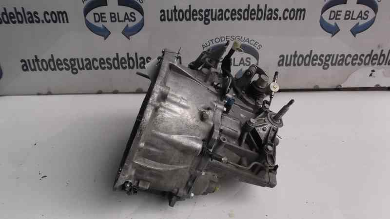 CAJA CAMBIOS RENAULT SCENIC II Confort Expression  1.9 dCi Diesel (120 CV) |   06.03 - 12.05_img_1