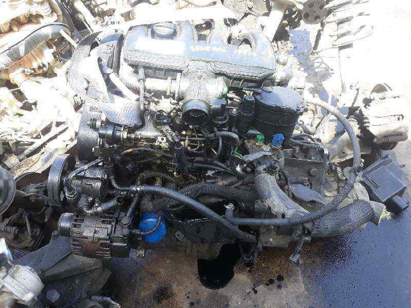 MOTOR COMPLETO PEUGEOT PARTNER (S1) Combispace  1.9 Diesel (69 CV)     07.96 - 12.02_img_1