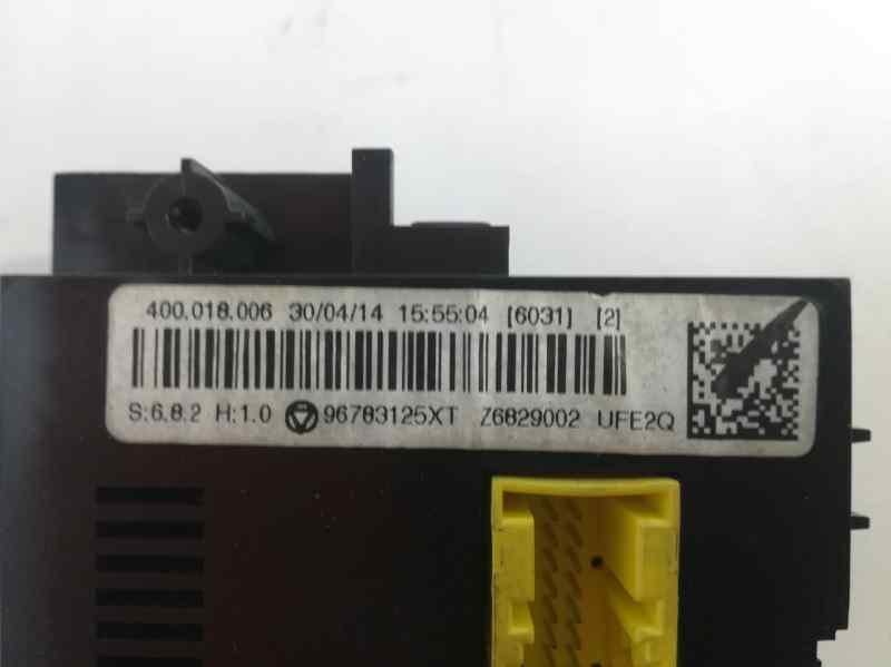 MANDO CLIMATIZADOR CITROEN DS3 Techno Style  1.6 e-HDi FAP (92 CV) |   07.14 - 12.15_img_3