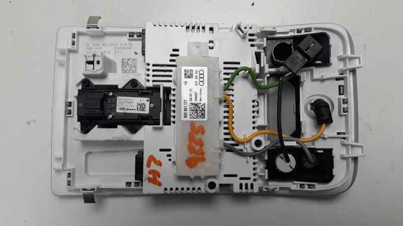 LUZ INTERIOR AUDI A3 SPORTBACK (8VA) Ambiente  1.6 TDI (110 CV)     ..._img_1