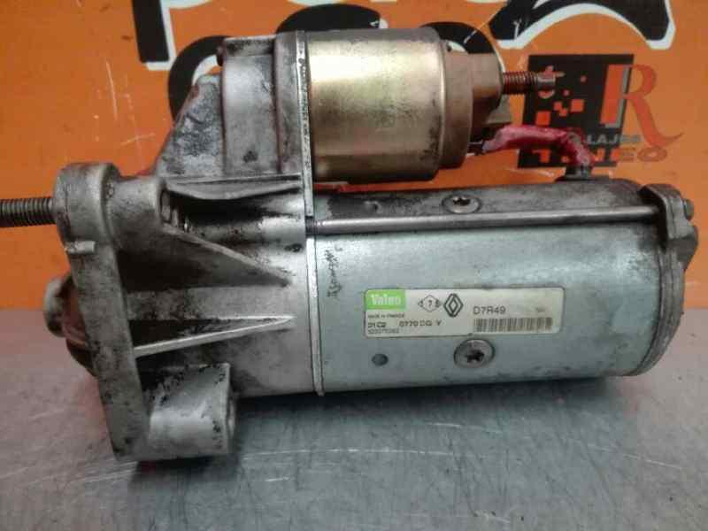 MOTOR ARRANQUE RENAULT LAGUNA II (BG0) Privilege  1.9 dCi Diesel (120 CV) |   03.01 - 12.05_img_1